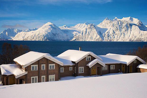 Lyngen Lodge holiday in Norway