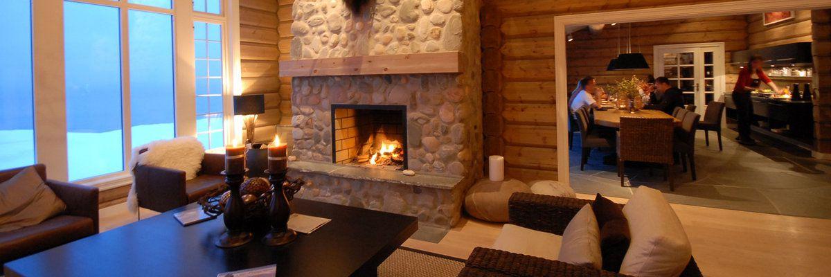 Lyngen Lodge, Arctic Norway