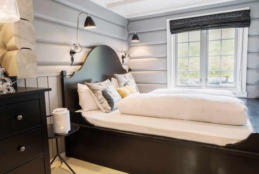 Bedroom, Lyngen Lodge