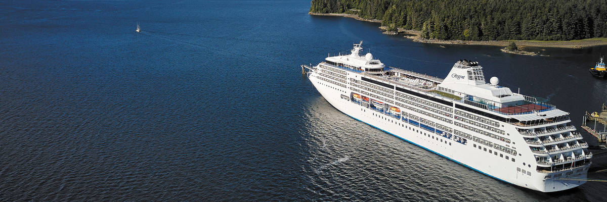 Regent Seven Seas launch new Alaska experiences