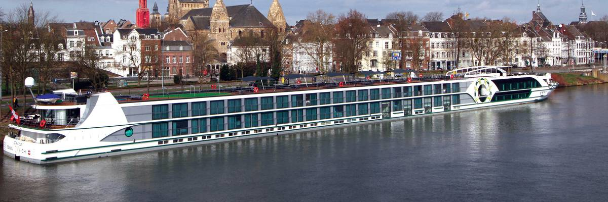 Top Five Reasons to take a Tauck River Cruise