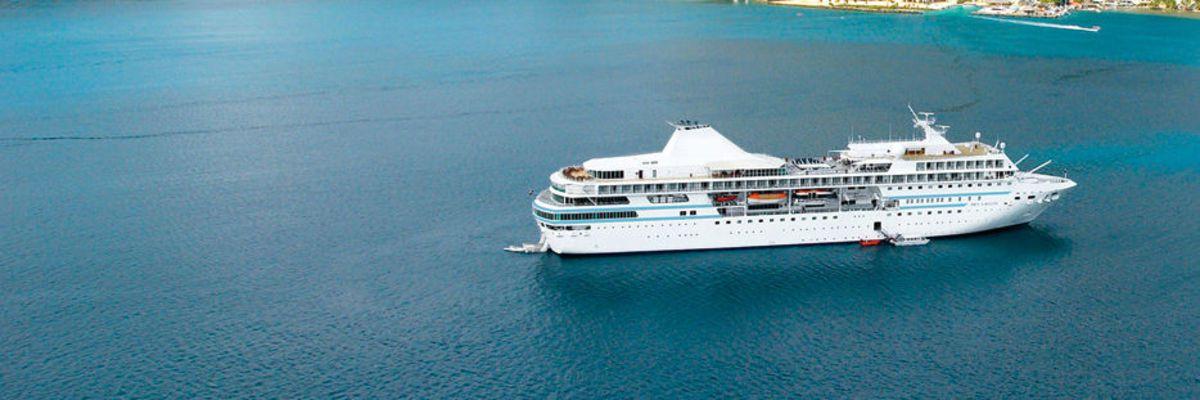 Itineraries Paul Gauguin Cruises The Luxury Cruise Company