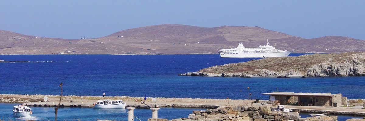Aegean Odyssey from Athens