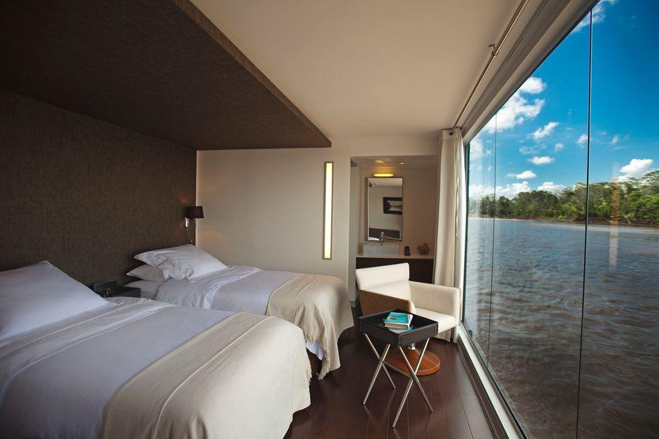 Aria Amazon, Uniworld Boutique River Cruises