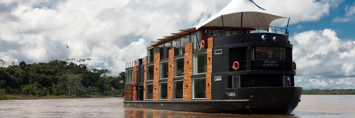Uniworld announces new river cruises on the Amazon