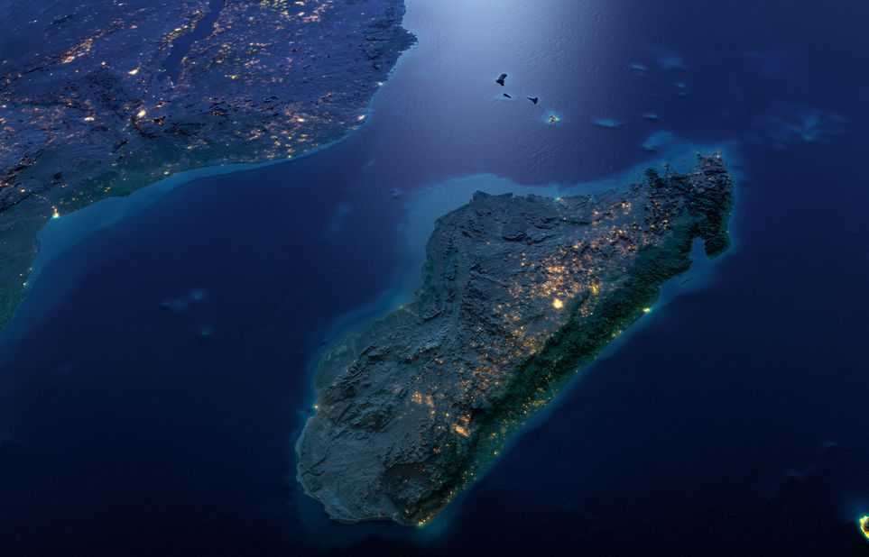 Mozambique Channel Southern Africa