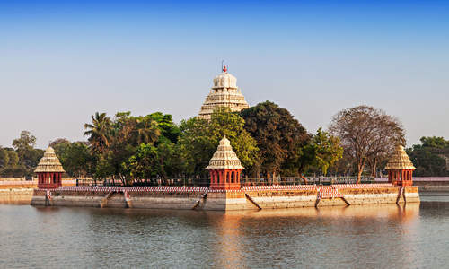 Madurai Temple, Tamil Nadu