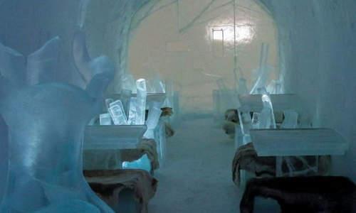 Magic Ice Hotel comes to Tromso