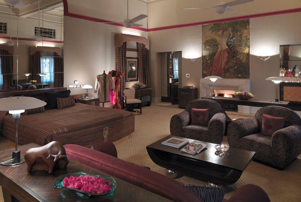 Maharaja Suite, Umaid Bhawan