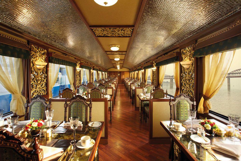 Mayur Mahal Restaurant, Maharajas' Express