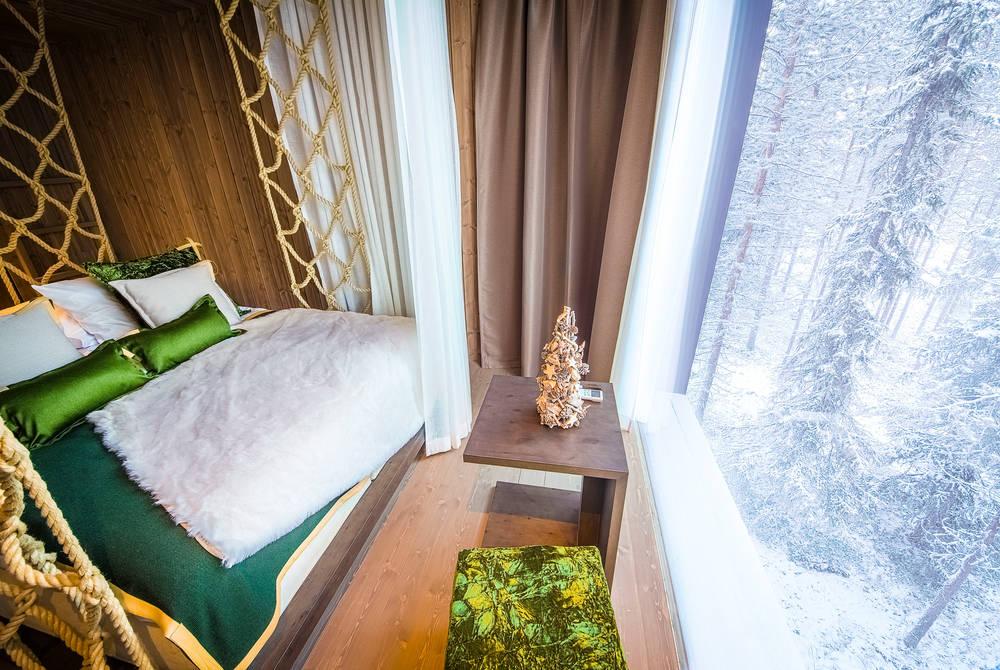 Maija Designer Suite, Arctic TreeHouse Hotel