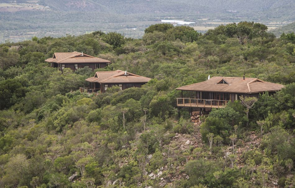 Main Lodge of Kariega Game Reserve in South Africa's Eastern Cape