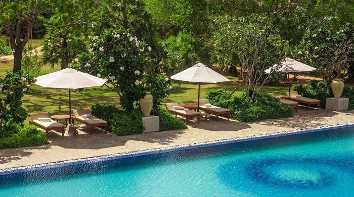 Main Pool, Ulagalla by Uga, Anuradhapura