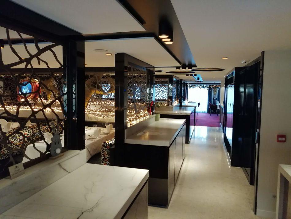 Main Restaurant, AmaMagna, AmaWaterways
