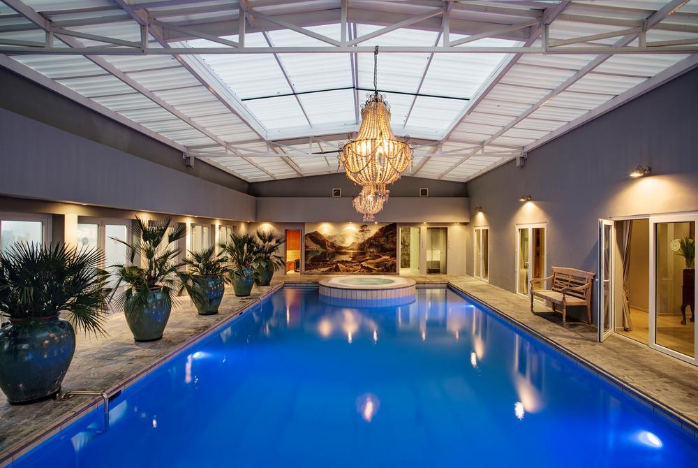 Majeka House indoor pool
