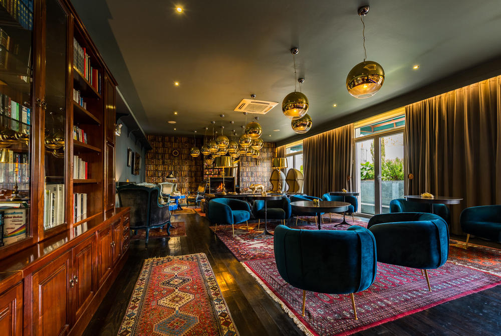 Majeka House Lounge