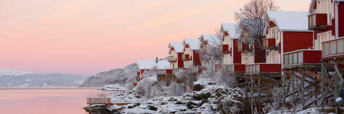 Malangen Brygger Resort, Norway
