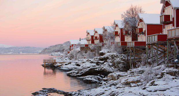 Malangen Resort in Norway