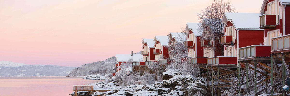 Malangen Resort, Balsfjord