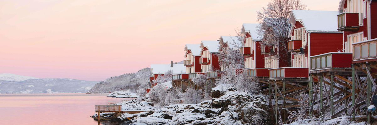 Malangen Resort, Balsfjord, Norway