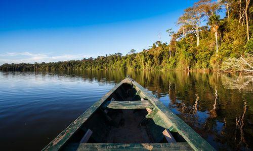 Manaus, Amazon river