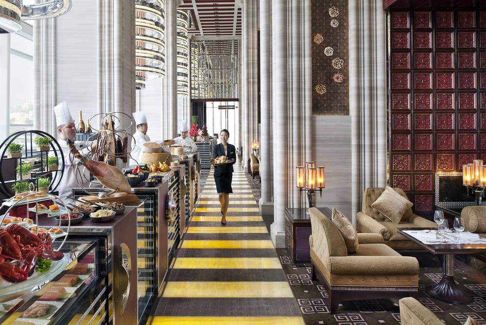 Vida Rica Bar & Restaurant, Mandarin Oriental