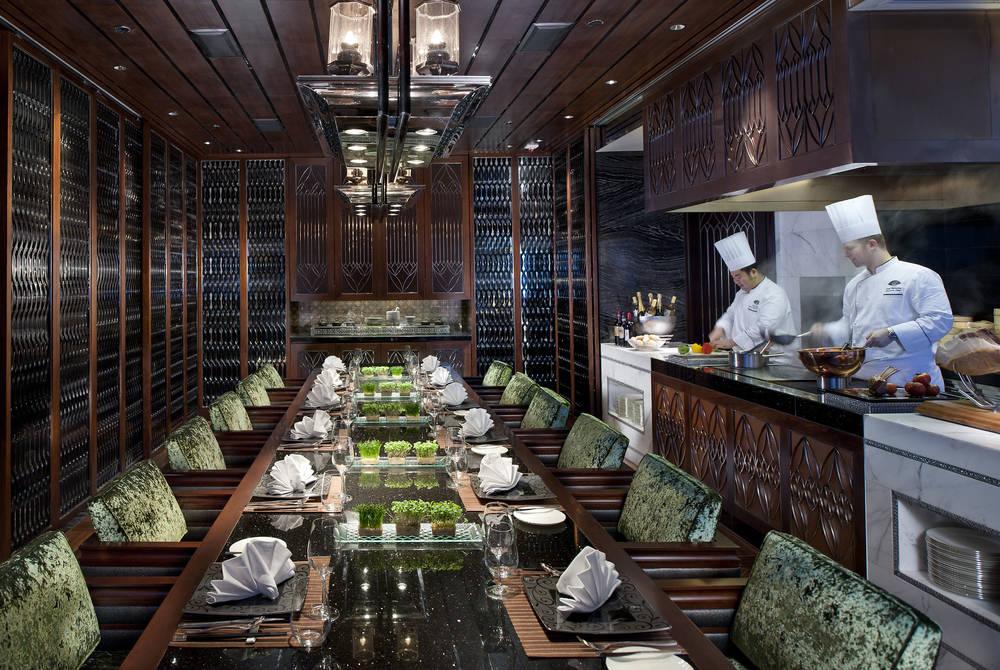 Vida Rica Restaurant, Mandarin Oriental