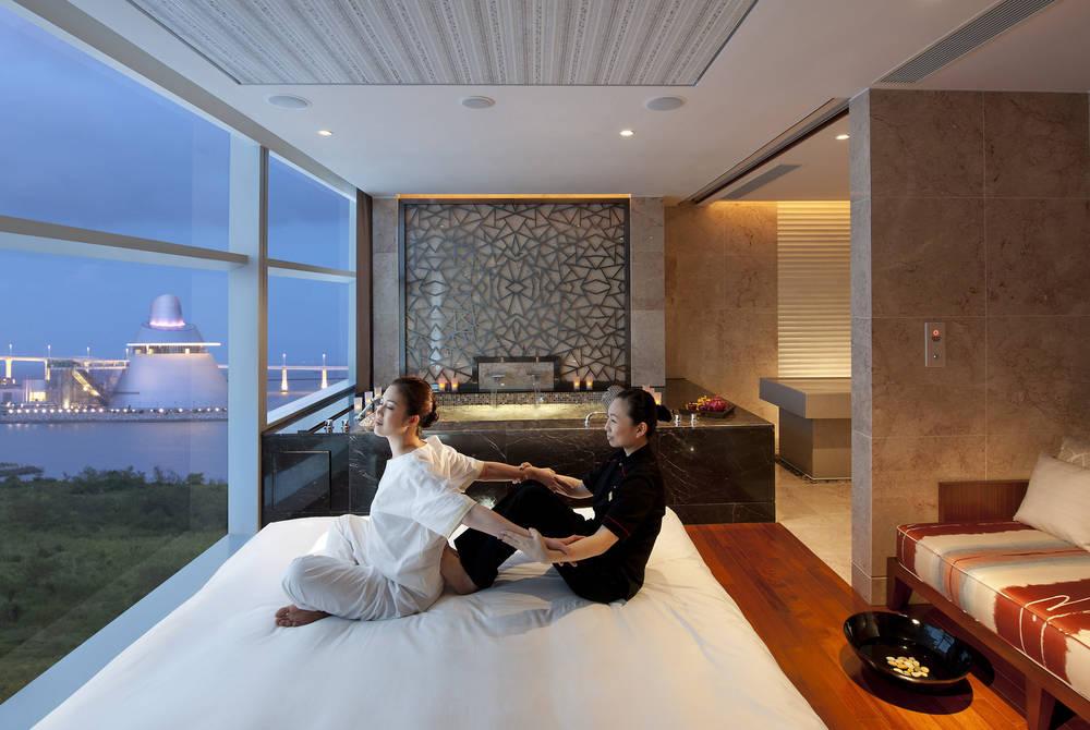 Spa, Mandarin Oriental
