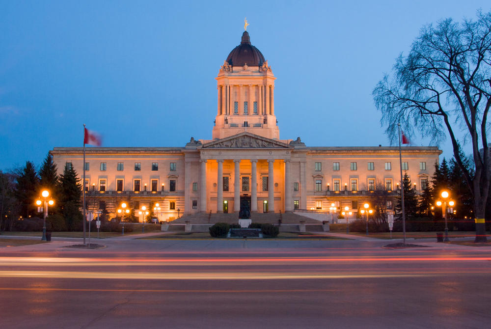 Manitoba Legislative Building, Winnipeg