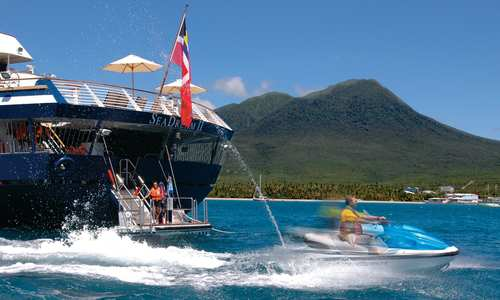 Sea Dream I, SeaDream Yacht Club