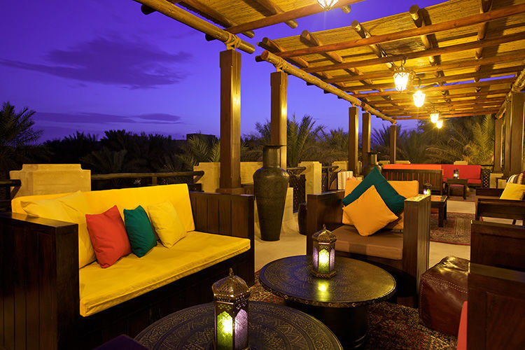 Masala Outdoor Lounge, Bab al Shams