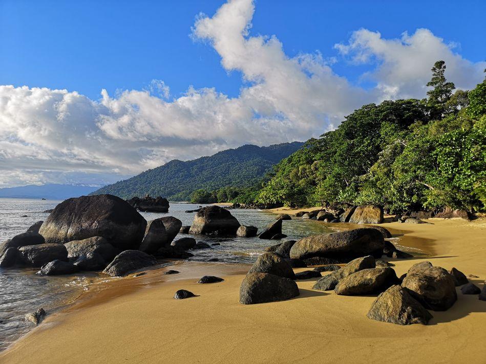 Beach, Masoala National Park