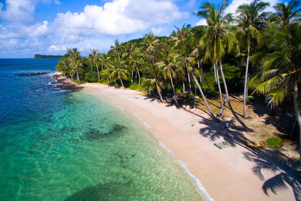 May Rut Island, Phu Quoc