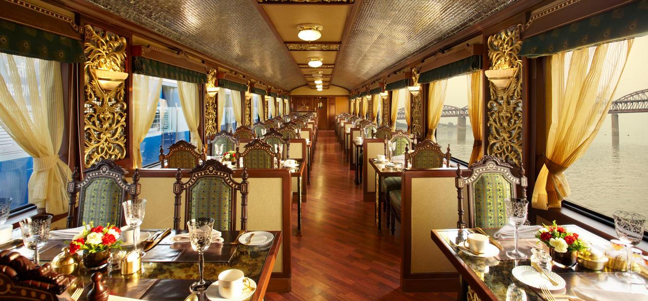 Maharajas' Express Rail Journey