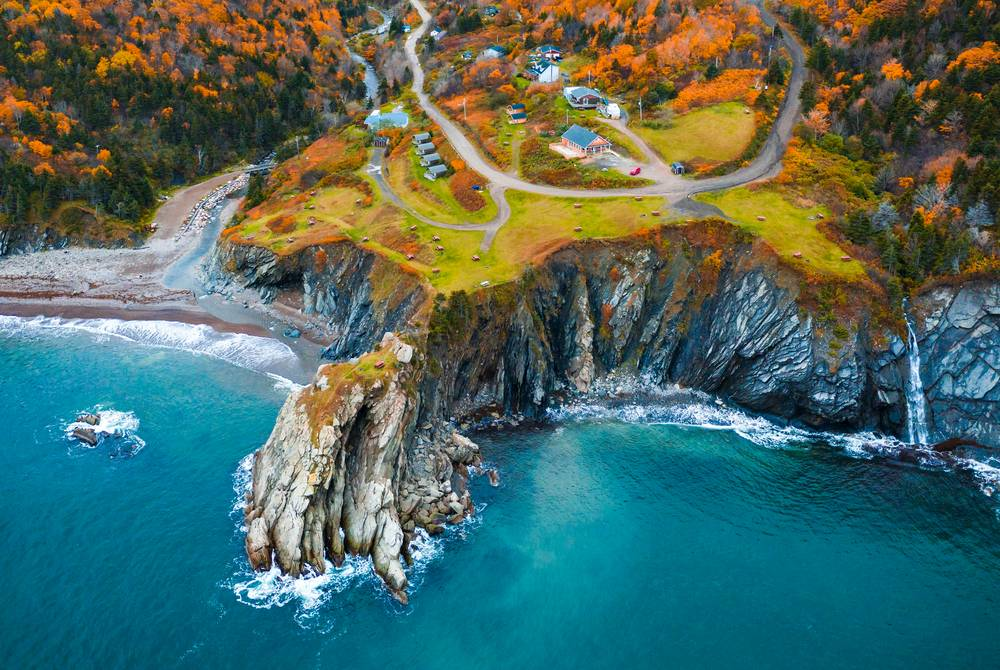 Meat Cove, Cabot Trail Credit: Tourism Nova Scotia & Tom Cochrane