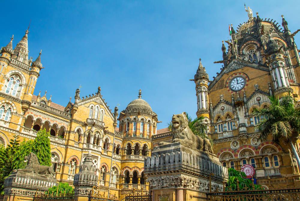 Meenakshi hindu temple, Mumbai, India