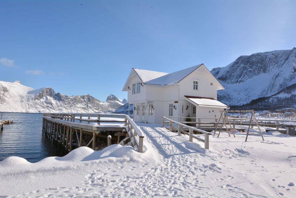 Mefjord Brygge, Senja Island