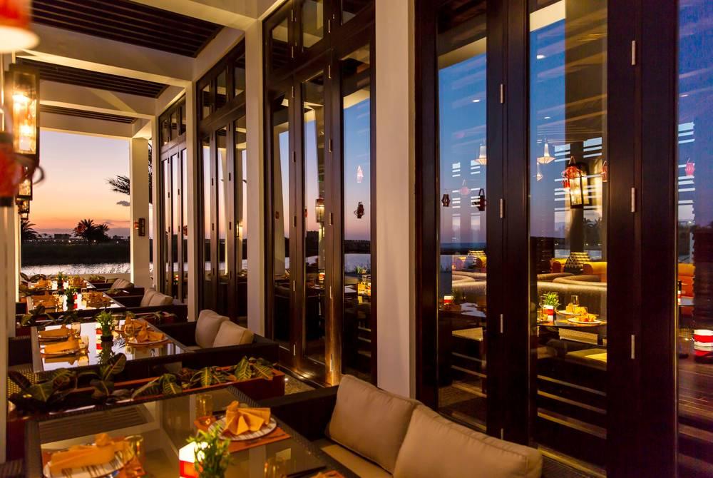 Mekong restaurant, Al Baleed Resort Salalah by Anantara, Oman