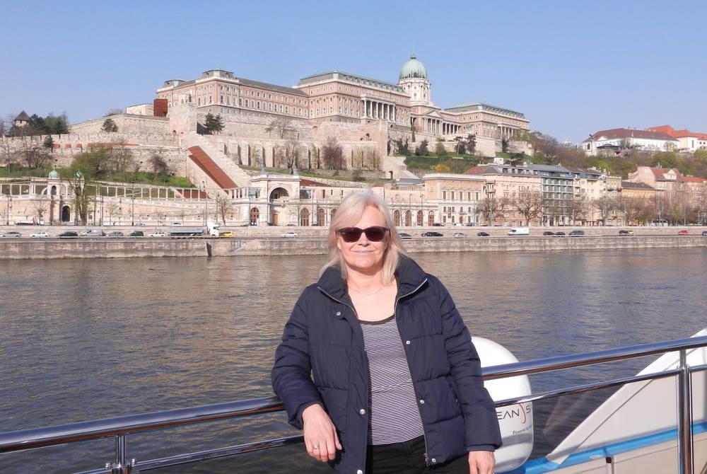 Meriel Lowe in Budapest