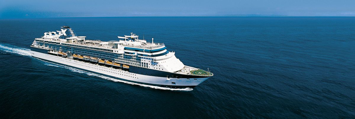 Celebrity Millennium Itineraries and Sailings on iCruise.com