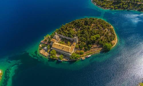 Mljet Island, Mljet National Park, Croatia