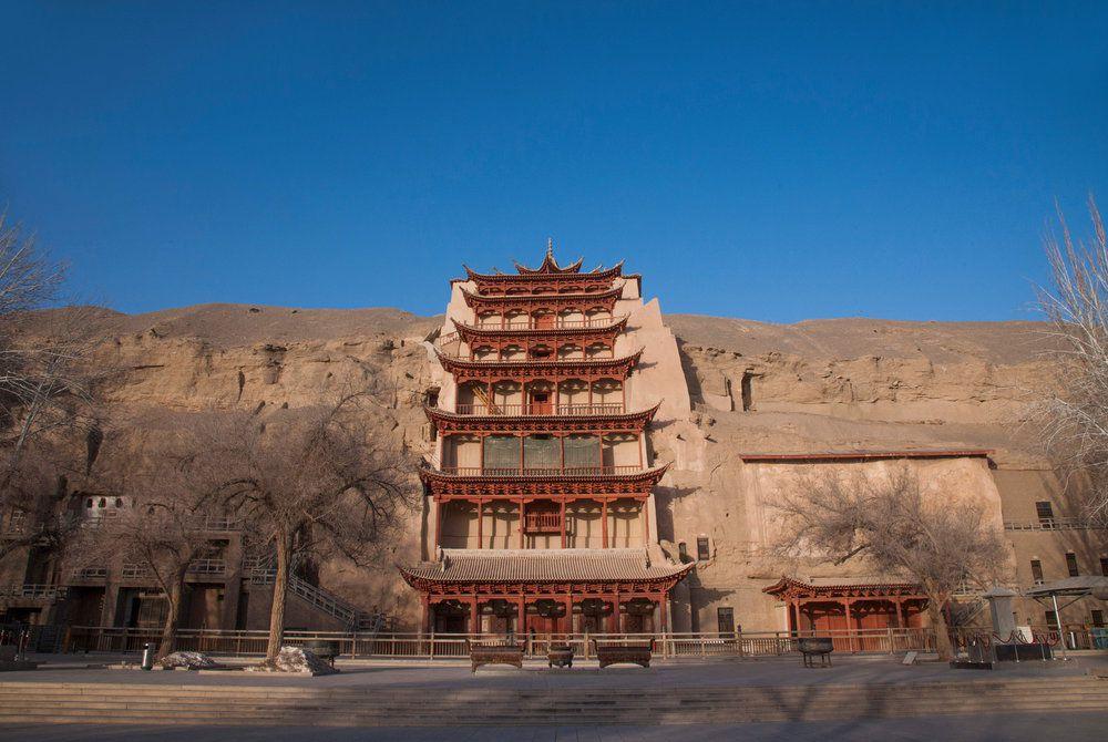 Mogao Thousand Buddha Cave Complex