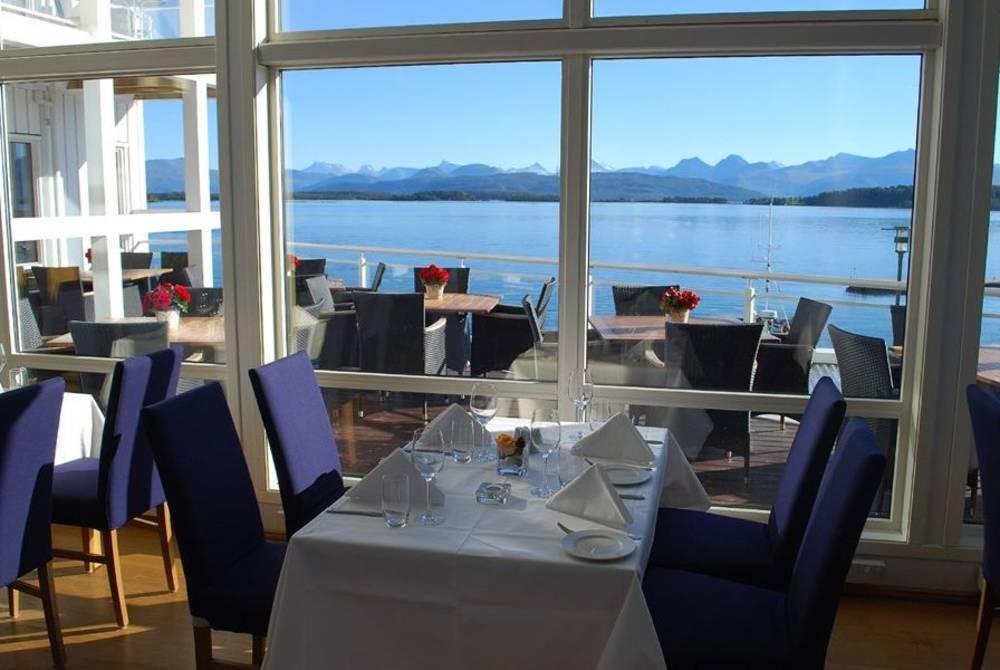Hotell Molde Fjordstuer Restaurant