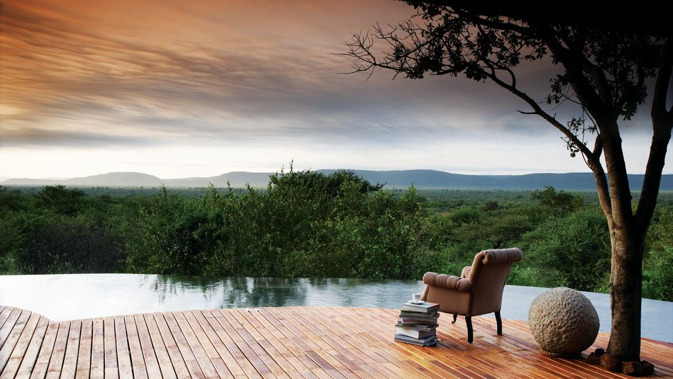 Molori Safari Lodge, Madikwe Private Game Reserve