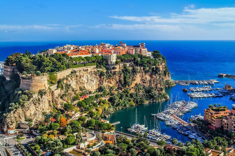 Monaco in Europe