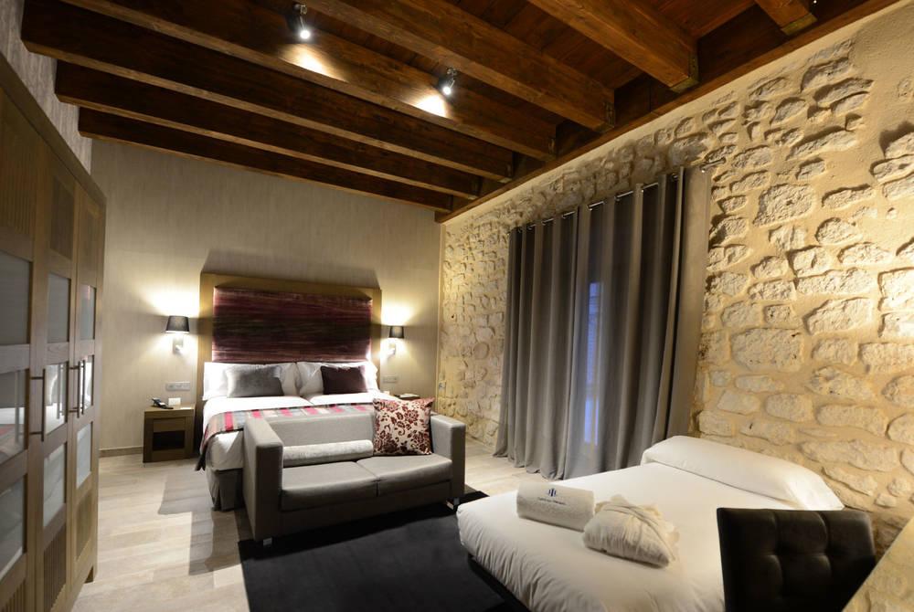 Deluxe Room, Castilla Termal Monasterio de Valbuena