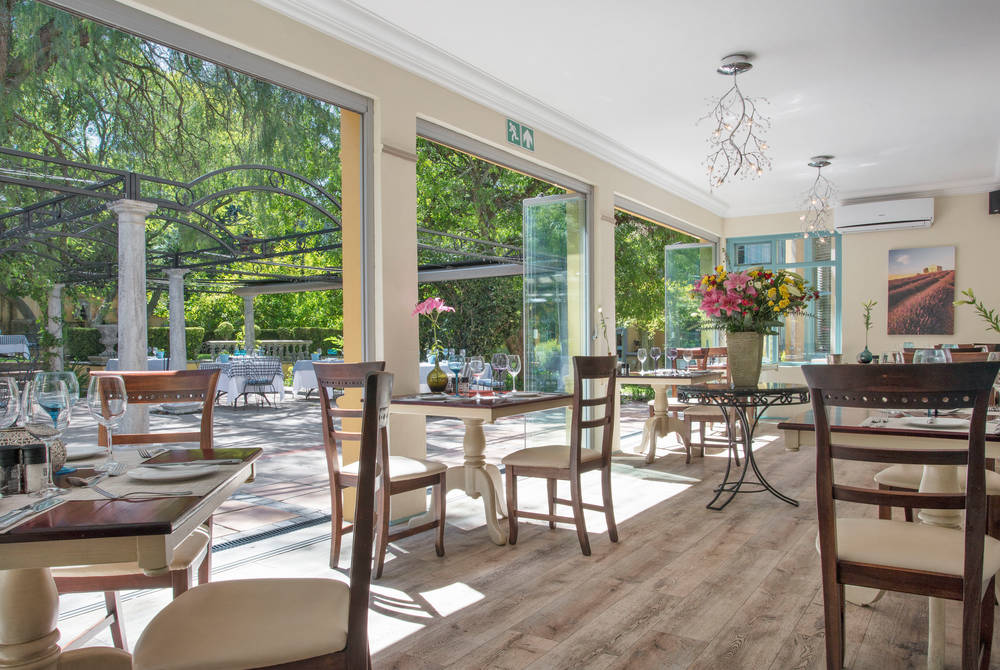 Monneaux Restaurant, Franschhoek Country House