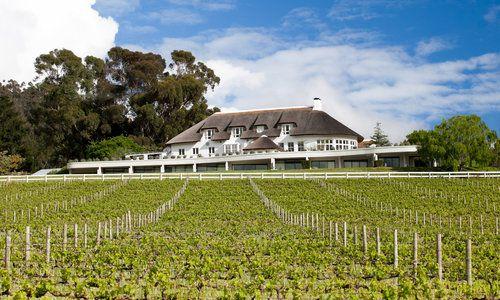 Mont Rochelle, Franschhoek, Cape Winelands