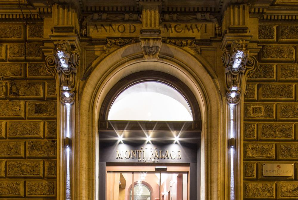 Monti Palace Hotel, Rome