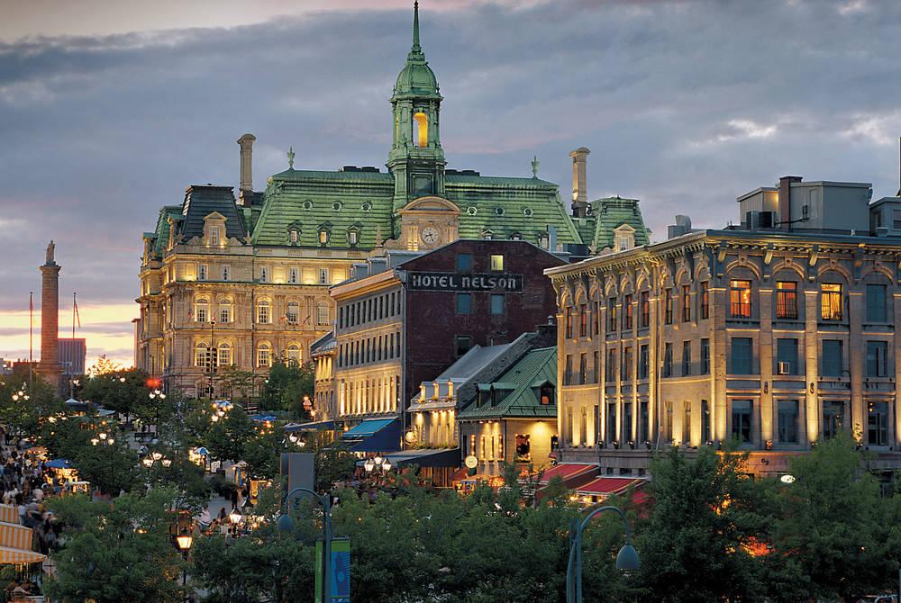 Montreal City Hall, Montréal, Canada